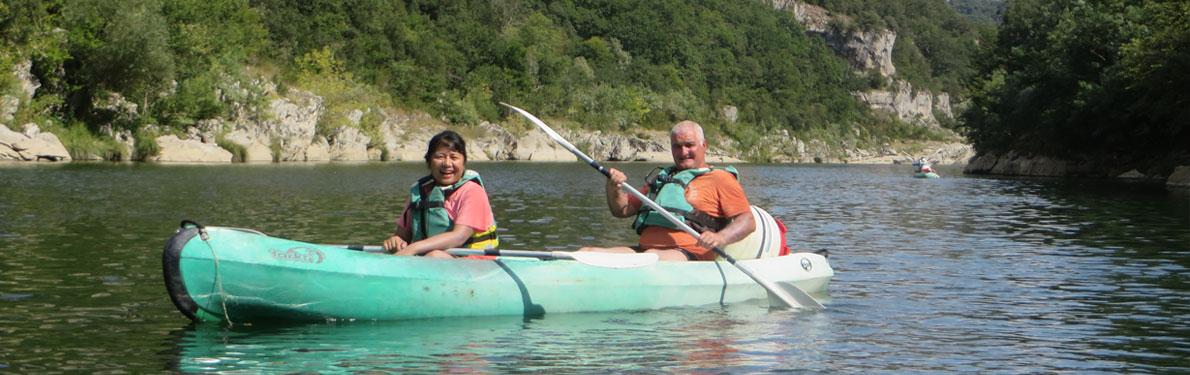 Camping La Rouvière Locations De Mobilhome à Vagnas Ardèche A - Camping a vallon pont d arc avec piscine